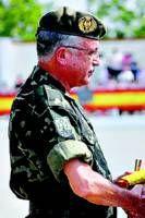 Un militar de Badajoz, Juan Carlos Medina Fernández, estará al frente de las tropas que viajará al Líbano