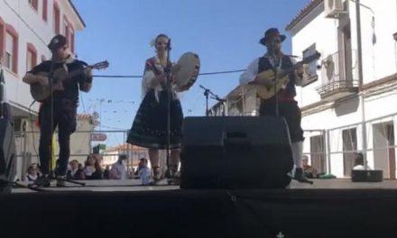 Numeroso público se da cita en Moraleja en las actividades del Día de Extremadura