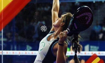 La moralejana Paula Josemaría disputará el campeonato de Europa de pádel en noviembre