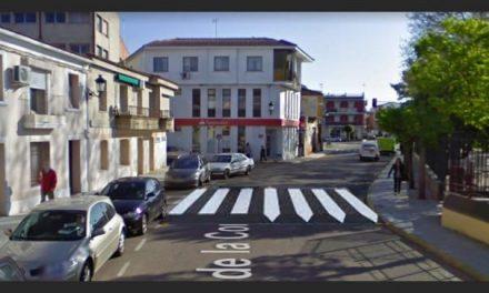El Ayuntamiento de Moraleja construirá durante esta semana un paso elevado en la Avenida Constitución