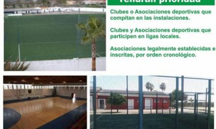El Ayuntamiento de Moraleja abre el plazo para solicitar instalaciones deportivas municipales hasta el día 24
