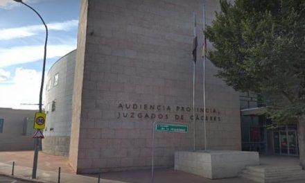 Dos años de cárcel para un varón por golpear con un vaso en la cara a otro en una discusión en Trujillo