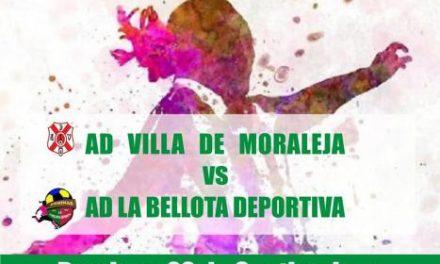 Las futbolistas del AD Villa de Moraleja celebrarán este domingo el II Torneo Femenino «Por la igualdad»