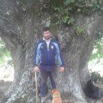 Un pastor de la Sierra de Gata se convierte en una referencia en Internet con más de 45.000 seguidores