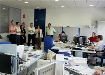 La consejera de Economía ve como una necesidad la creación de una cooperativa única en Extremadura