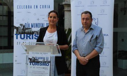 Coria celebra por primera vez el Día Mundial del Turismo este viernes con diferentes actividades