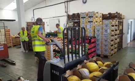 Una campaña en Garrovillas y Navas del Madroño recoge productos de higiene y calzado para refugiados