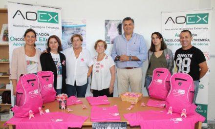 La ciudad de Coria celebrará la VI Marcha Rosa por el Cáncer de Mama el próximo día 19