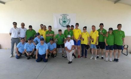 Mensajeros de la Paz reunirá a todas las escuelas extremeñas de golf adaptado en Santibáñez el Alto