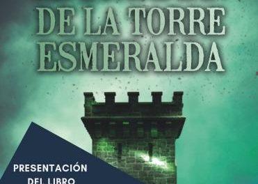 """El cauriense Andrés Astasio publica su segunda novela """"El guardián de la torre esmeralda"""""""