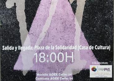La ciudad de Coria celebrará la VI Marcha Rosa con música, zumba y sorpresas para los asistentes