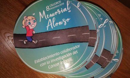 Diferentes establecimientos se unen al «Memorial Alonso» para luchar contra el cáncer infantil