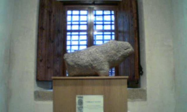 Visitantes del Museo de la Cárcel Real de Coria votan telemáticamente su pieza arqueológica favorita