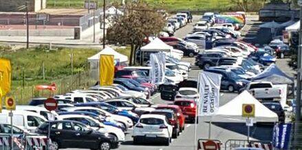 """Más de 100 vehículos participarán en la feria """"Stock Car Coria"""" para fomentar la compra de automóviles"""