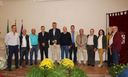 El Ayuntamiento de Coria reconoce la labor de más de una decena de jubilados de la localidad