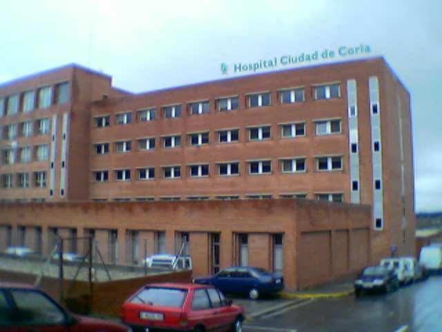 Los grupos municipales de Coria llevarán a pleno una moción conjunta ante la problemática del Hospital