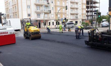 El Ayuntamiento de Coria comienza las obras de pavimentación y asfaltado de calles en la ciudad y pedanías