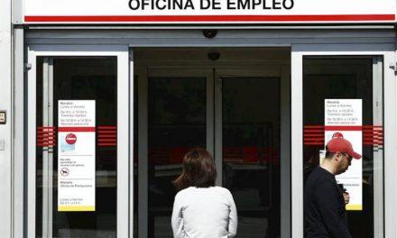 El paro en Extremadura sube en octubre en 3.310 personas situándose en 100.714 desempleados