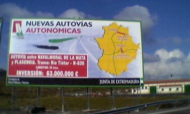 Fomento adjudica los tramos El Batán-Coria y Coria-Moraleja de la autovía EX-A1 con un plazo de 35 meses