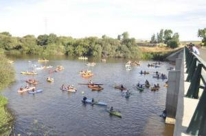 """Una plataforma ciudadana de Coria quiere recuperar """"la calidad de las aguas del río Alagón"""""""
