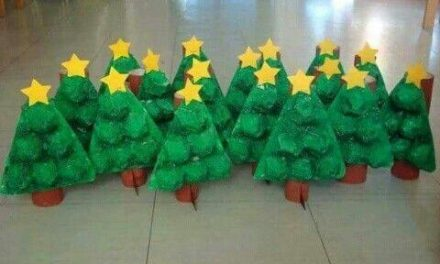 El AMPA de Hoyos recogerá materiales reciclados para crear adornos de Navidad hasta el próximo viernes