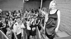 La cantante Soraya Arnelas iniciará en el Gran Teatro de Cáceres la gira de 'Mis canciones favoritas'