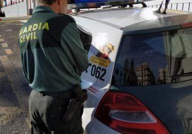 Detenido en Alcuéscar por causar lesiones a un hombre con una barra de hierro tras una discusión de tráfico