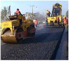 Fallece un trabajador de las obras de mantenimiento de la autovía A-66 atropellado por un camión