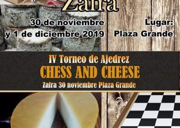 La IV Feria del Queso de Zafra contará con la participación de 15 expositores