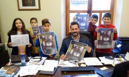 Los alumnos del Colegio Batalla de Pavía  crean un Centro de Interpretación de La Encamisá