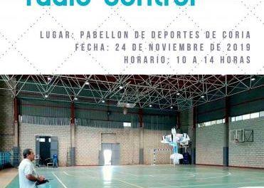 Coria se estrena como sede del Campeonato de Extremadura de Vuelo Indoor F3P