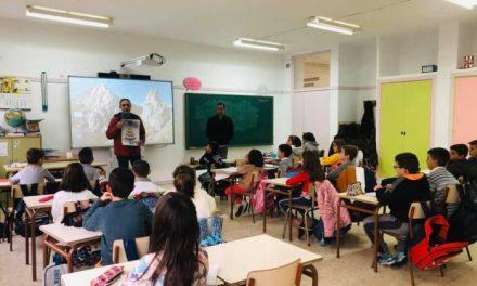 Los alumnos de 3ºA del colegio Virgen de la Vega de Morelaja ganan el concurso de postales navideñas