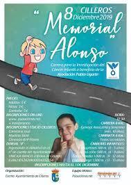 """Más de 800 personas participarán en el """"Memorial Alonso"""" para luchar contra el cáncer infantil en Cilleros"""