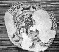El Museo Nacional de Arte Romano de Mérida exhibe nuevos fragmentos de mosaicos en sus salas