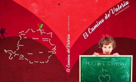 Las vivencias de una niña de Carcaboso con atresia pulmonar se hacen eco en una obra literaria solidaria