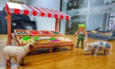 Los ciudadanos de Moraleja donarán playmobils para crear un Belén con estas figuras