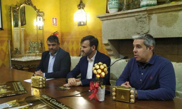 Guadalupe pide el apoyo de todos los extremeños para ser sede de las campanadas de fin de año de Mediaset