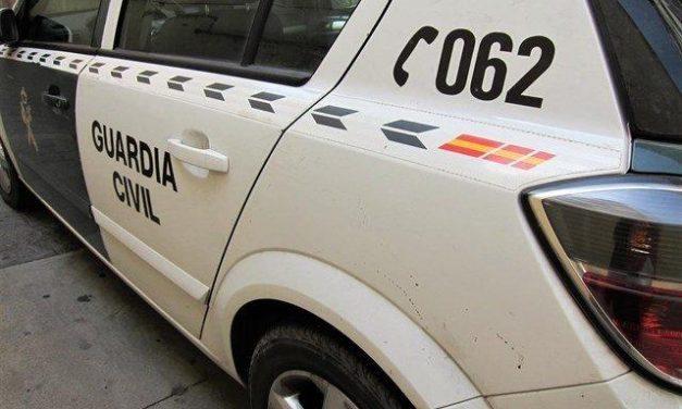 Buscan a un varón que se ha llevado unos 15.000 euros en un atraco en una entidad financiera en Alburquerque