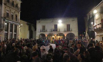 Las plazas del casco histórico de Coria acogerán este sábado la escenificación del Belén viviente