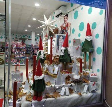 Las votaciones para elegir al mejor escaparate navideño de Moraleja permanecen abiertas hasta el 5 de enero