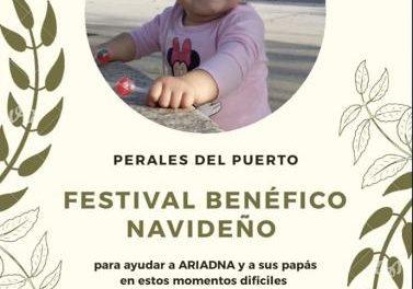 Perales del Puerto realizará un festival benéfico con el objetivo de recaudar dinero para una niña de Badajoz
