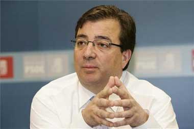El PP critica que Vara esté callado ante el pulso de Montilla con el Gobierno por la financiación autonómica