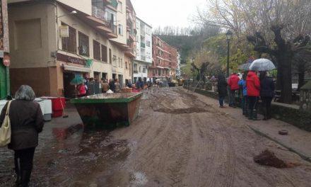 Hervás y Navaconcejo permanecerán este viernes en alerta por riesgo de inundaciones