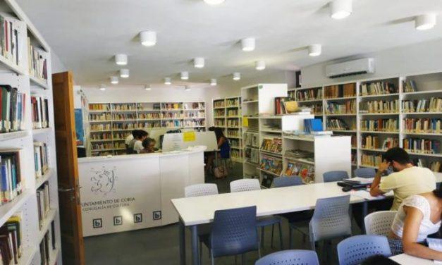 La Biblioteca Rafael Sánchez Ferlosio de Coria amplía su horario hasta el próximo 10 de enero