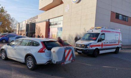 El  112 de Extremadura atiende más de 60 accidentes durante la primera operación salida de Navidad