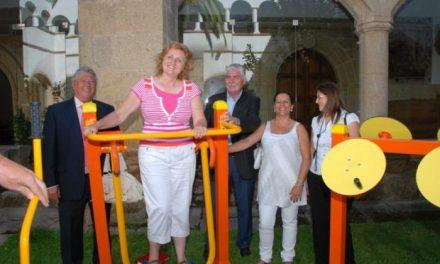La Diputación de Cáceres instalará 52 parques saludables en diferentes municipios de la provincia