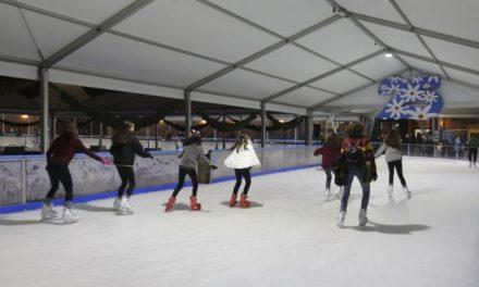 Los vecinos de Moraleja disfrutarán de una pista de patinaje a partir de este sábado