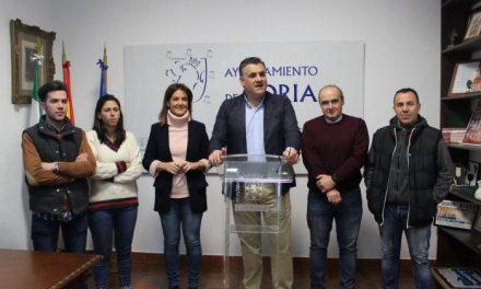 Ballestero hace un balance positivo de 2019 destacando la eliminación de la deuda municipal