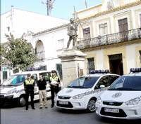 La Policía local de Villanueva de la Serena amplía su parque automovilístico con tres nuevos vehículos