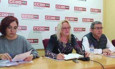 CCOO valora la reducción del paro pero pide medidas que mejoren la calidad del empleo